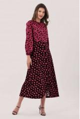 CLOSET Pink A-Line Dress